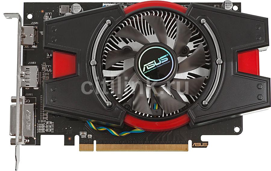 Видеокарта ASUS Radeon HD 6670,  1Гб, GDDR5, Ret [eah6670/dis/1gd5]