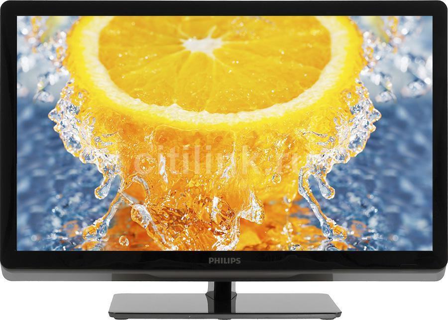 """LED телевизор PHILIPS 22PFL3507T/60  """"R"""", 22"""", FULL HD (1080p),  черный"""