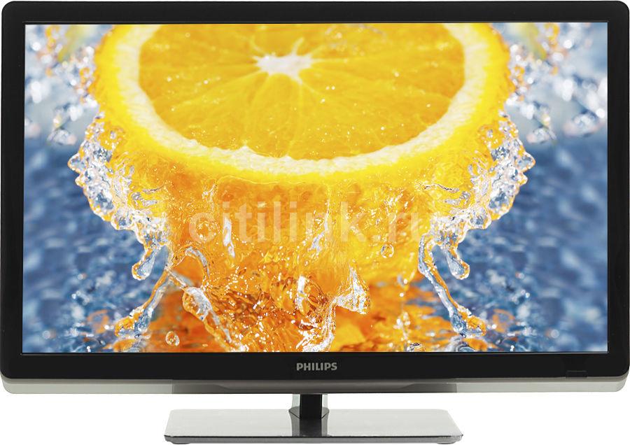 """LED телевизор PHILIPS 24PFL3507T/60  """"R"""", 24"""", FULL HD (1080p),  черный"""