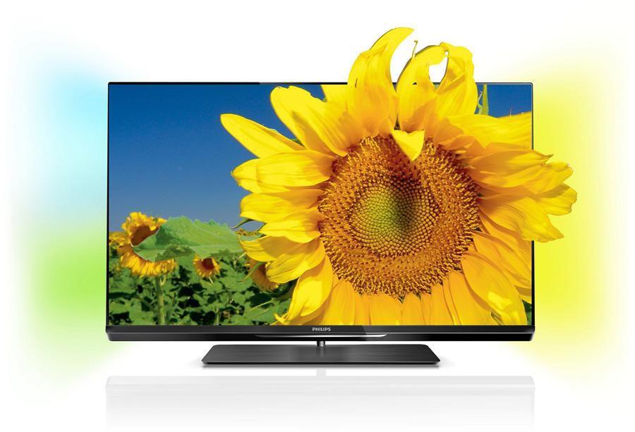 LED телевизор PHILIPS 55PFL6007T/12  55