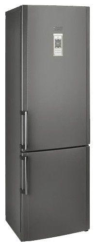 Холодильник HOTPOINT-ARISTON HBD 1203.3 X NF H,  двухкамерный,  серебристый