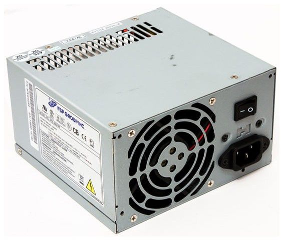 Блок питания  FSP 700W ATX 12V v2.2 FSP700-80GLC RTL 24pin 120mm fan Active PFC