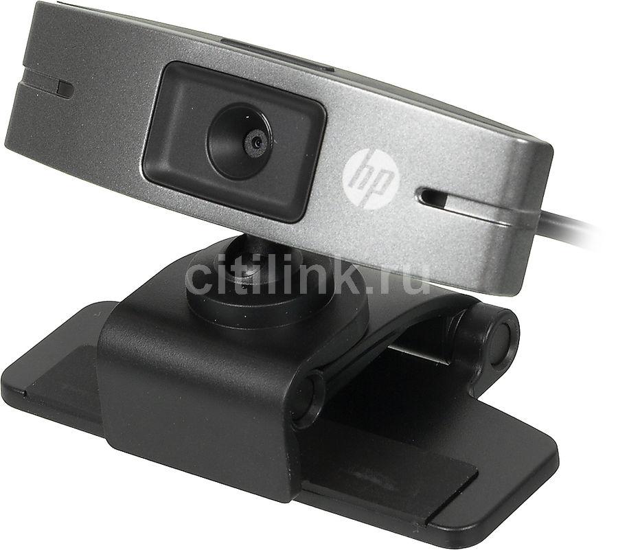Web-камера HP HD 2300,  черный [a5f64aa]