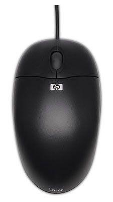 Мышь HP QY777AA, оптическая, проводная, USB, черный