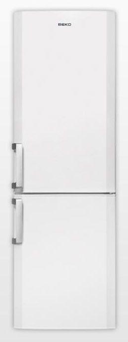 Холодильник BEKO CS 334020,  двухкамерный,  белый