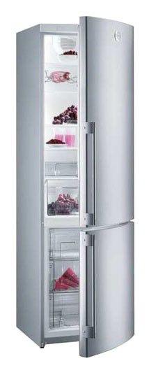 Холодильник GORENJE RKV6500SYA2,  двухкамерный,  серебристый