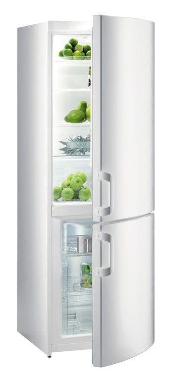 Холодильник GORENJE NRK61801W,  двухкамерный,  белый