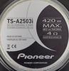 Колонки автомобильные PIONEER TS-A2503I,  коаксиальные,  420Вт вид 4