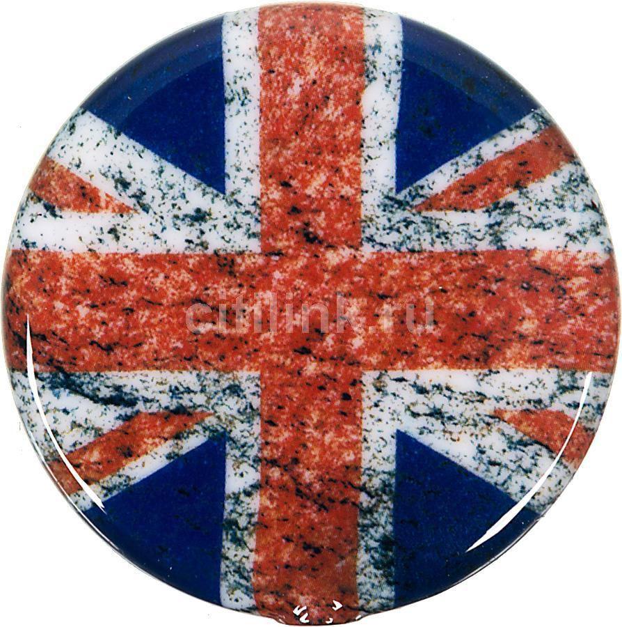 MP3 плеер DIGMA Union Jack flash 4Гб синий/красный
