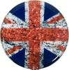 MP3 плеер DIGMA Union Jack flash 4Гб синий/красный вид 1