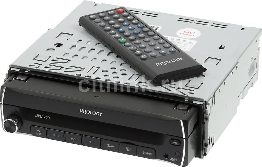 Автомагнитола PROLOGY DVU-700,  USB,  SD/MMC