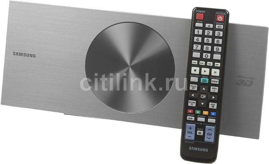 Плеер Blu-ray SAMSUNG BD-ES7000, серебристый [bd-es7000/ru]