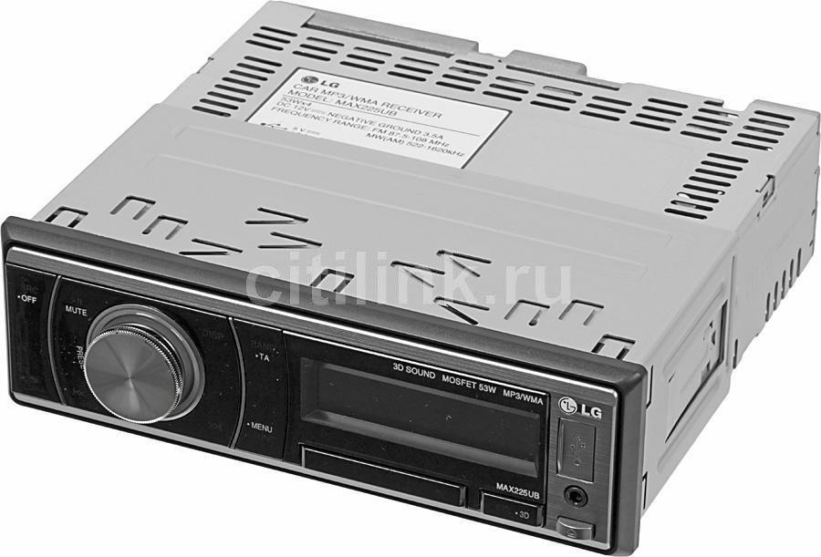 Автомагнитола LG MAX225UB,  USB