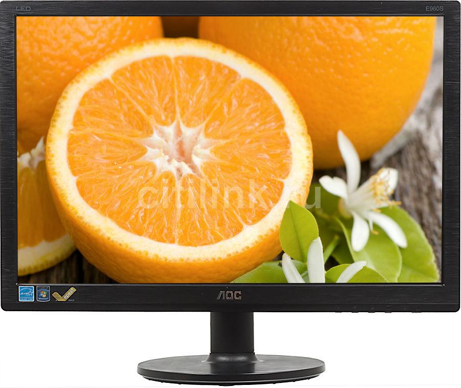 Монитор ЖК AOC Professional E960Sda 19