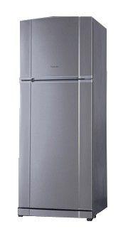 Холодильник TOSHIBA GR-KE64R(S),  двухкамерный,  серебристый