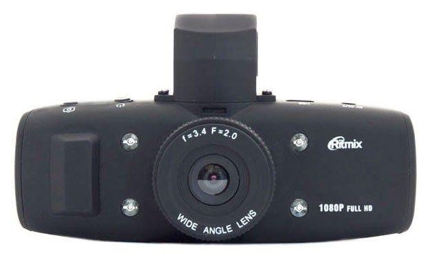 Видеорегистратор RITMIX AVR-820 черный