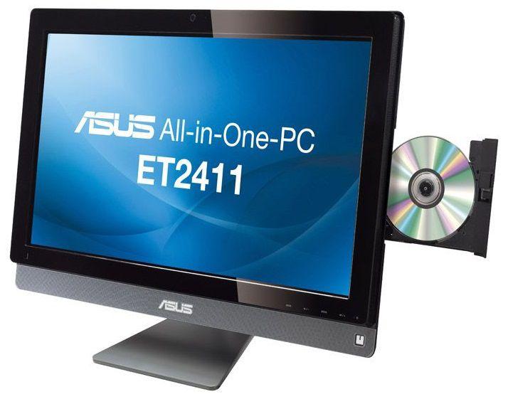 Моноблок ASUS ET2411INKI-B008C, Intel Core i5, 4Гб, 1Тб, nVIDIA GeForce GT630 - 1024 Мб, DVD-RW, Windows 7 Home Premium [90pt00b1000090c]