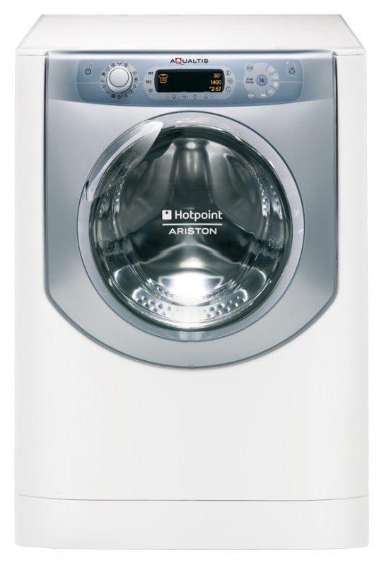 Стиральная машина HOTPOINT-ARISTON AQM9D 497 U, фронтальная загрузка,  белый