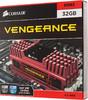 Модуль памяти CORSAIR Vengeance CMZ32GX3M4X1866C10R DDR3 -  4x 8Гб 1866, DIMM,  Ret вид 3