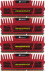 Модуль памяти CORSAIR Vengeance CMZ32GX3M4X1866C10R DDR3 -  4x 8Гб 1866, DIMM,  Ret вид 1