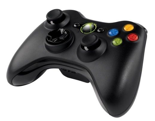 Беспроводной контроллер MICROSOFT Xbox 360 [hw_wrls gow+gow2]