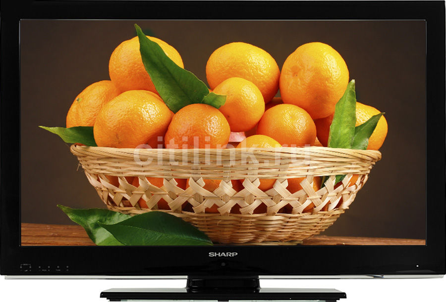 "LED телевизор SHARP LC32LE240RU  ""R"", 32"", FULL HD (1080p),  черный"