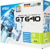 Видеокарта MSI GeForce GT 640,  1Гб, DDR3, Ret [n640gt-md1gd3] вид 7