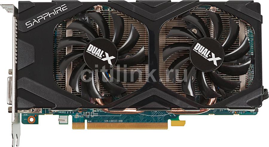 Видеокарта SAPPHIRE Radeon HD 7850,  1Гб, GDDR5, OC,  lite [11200-06-20g]
