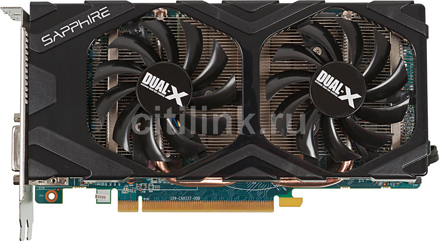 Видеокарта SAPPHIRE Radeon HD 7850,  11200-14-20G,  2Гб, GDDR5, OC,  lite