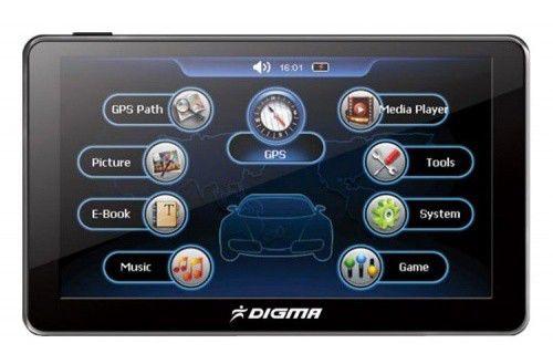 Автомобильный навигатор GPS Digma DM700BN 7