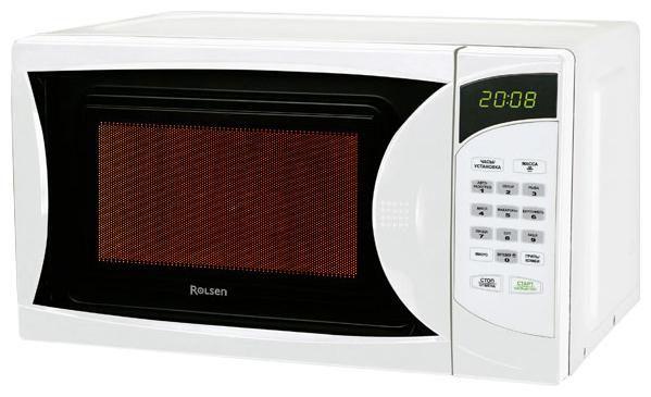 Микроволновая печь ROLSEN MG1770SE, белый