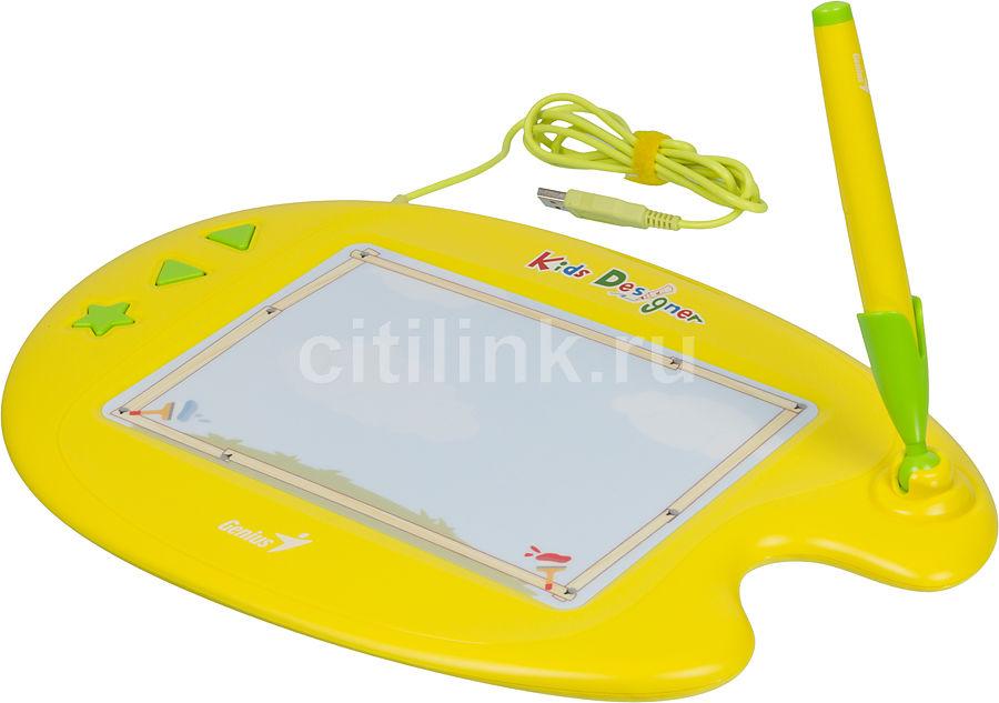 Графический планшет GENIUS G-Pen Kids Design II [31100038101]