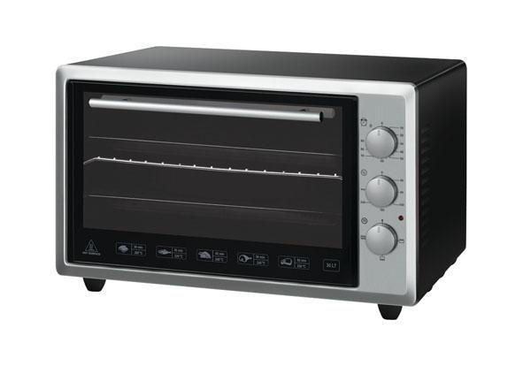 Электропечь SIMFER М3603В,  черный