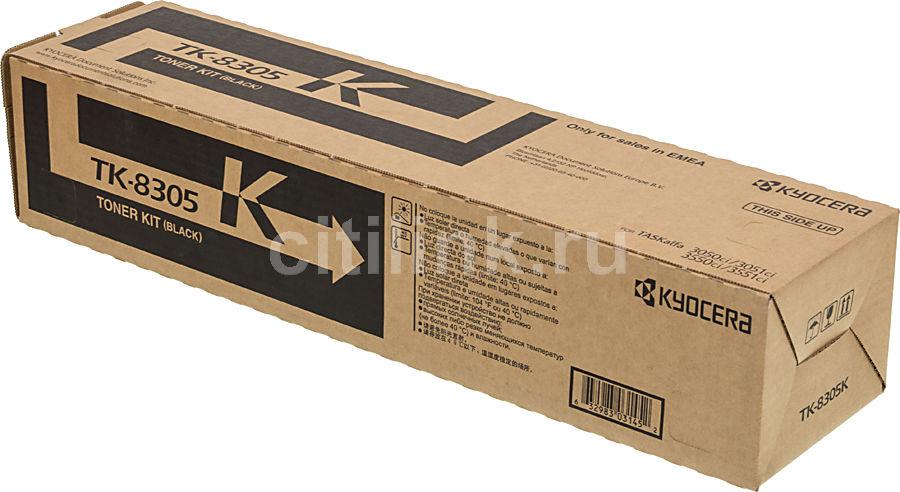 Картридж KYOCERA 1T02LK0NL0 черный [tk-8305k]