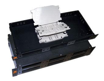 Полка оптическая наборная Lanmaster (LAN-FOBM-RM-3P) 19