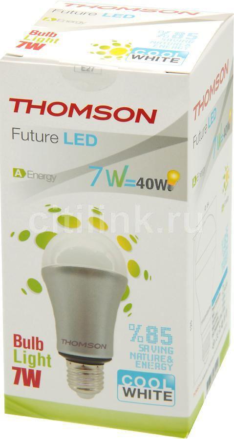 Лампа THOMSON RTBL-RE40-CW, 7Вт, 500lm, 40000ч,  5000К, E27,  1 шт.