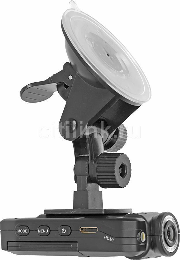 Видеорегистратор HYUNDAI H-DVR03 черный