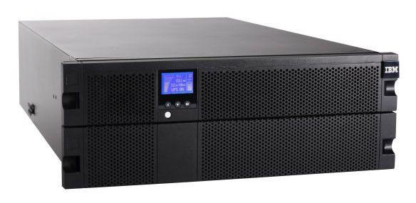 Источник бесперебойного питания IBM ExpSell 6000VA LCD,  6000ВA [5395e6x]