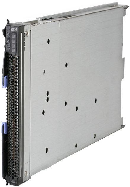 Сервер Lenovo BladeCenter HX5 1xE7-4870 2x4Gb x2 7.2K 1.8