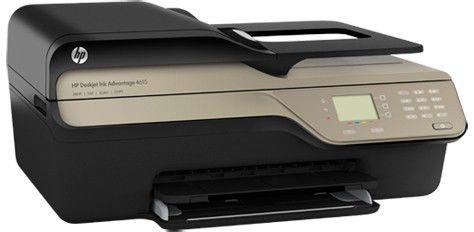 МФУ струйный HP DeskJet Ink Advantage 4615, A4, струйный, черный [cz283c]