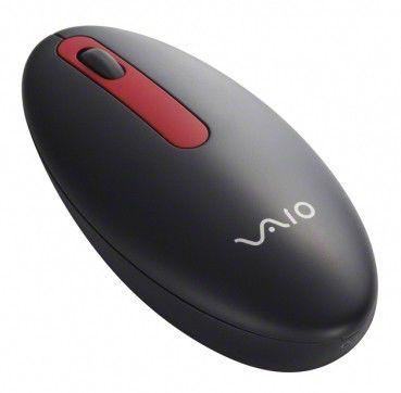 Мышь SONY VAIO VGP-BMS21 лазерная беспроводная черный и красный [vgpbms21/bi.ce]