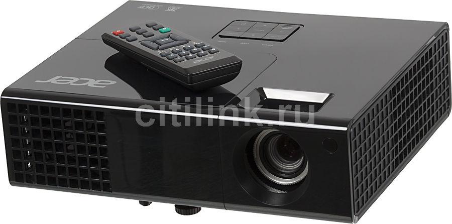 Проектор ACER X111 черный [mr.jfh11.001]