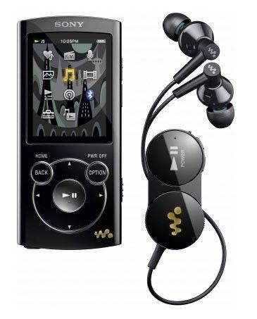 MP3 плеер SONY NWZ-S763BTB flash 4Гб черный [nwzs763btb.cev]