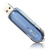 Флешка USB A-DATA Nobility PD10 2Гб, USB2.0, голубой