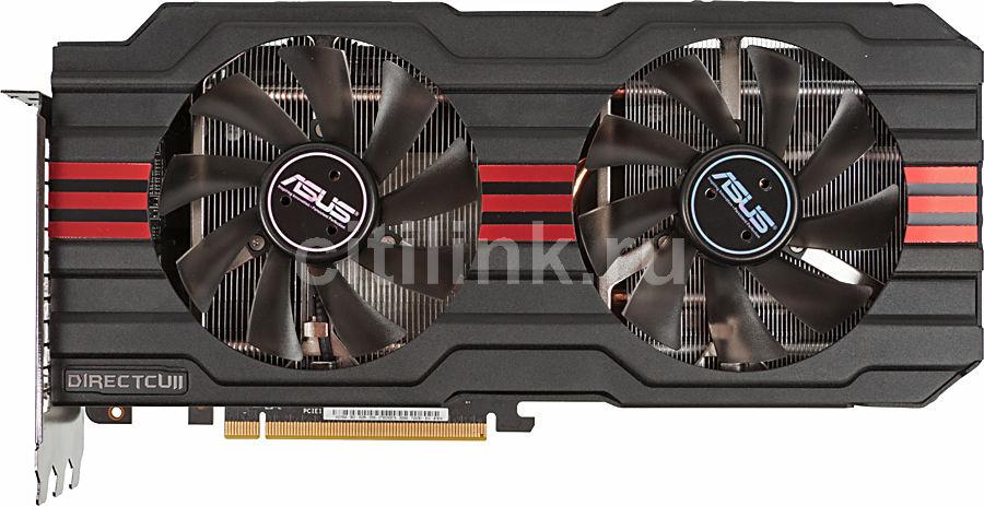 Видеокарта ASUS Radeon HD 7950,  3Гб, GDDR5, Ret [hd7950-dc2-3gd5-v2]