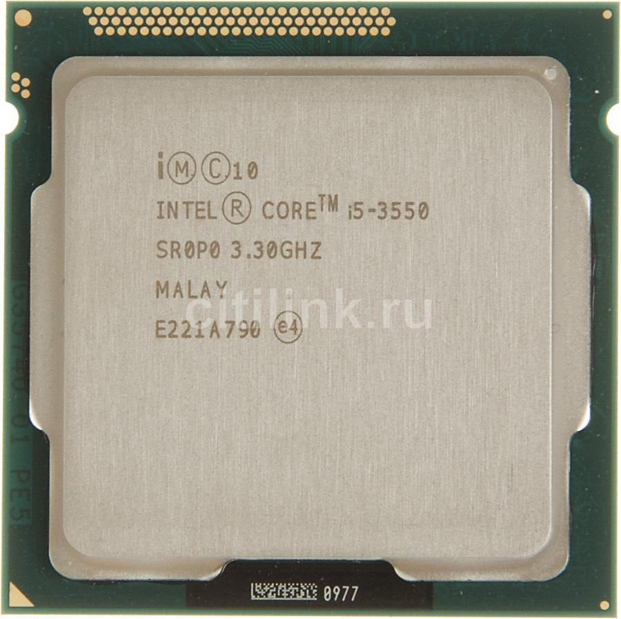 Процессор INTEL Core i5 3550, LGA 1155 OEM /661424/ [cpu intel lga1155 i5-3550 oem]