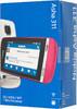 Мобильный телефон NOKIA Asha 311 красный/розовый вид 11