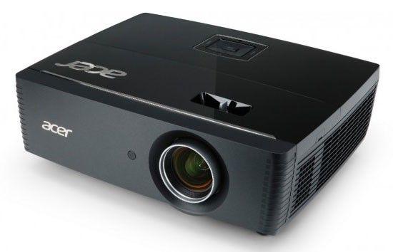 Проектор ACER P7215 черный [mr.jek11.001]