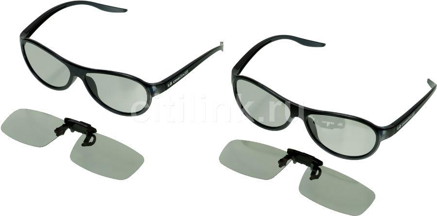 Очки 3D LG AG-F314,  4 шт,  черный