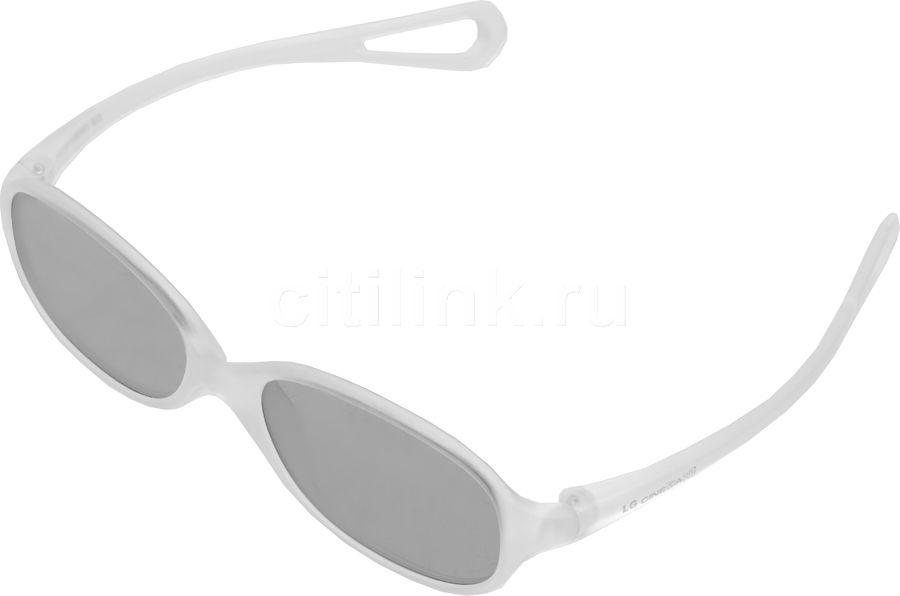 Очки 3D LG AG-F330 (для детей),  2 шт,  белый